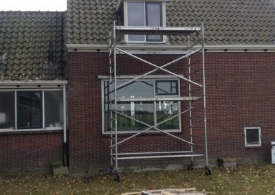 Vernieuwen dakappel